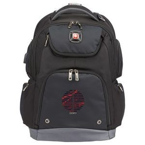 "Wenger Odyssey Pro-Check 17"" Computer Backpack"